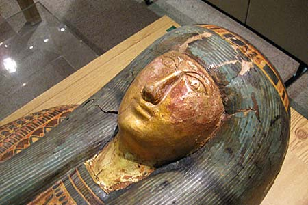 Photo: University Museum Egyptian Artifact